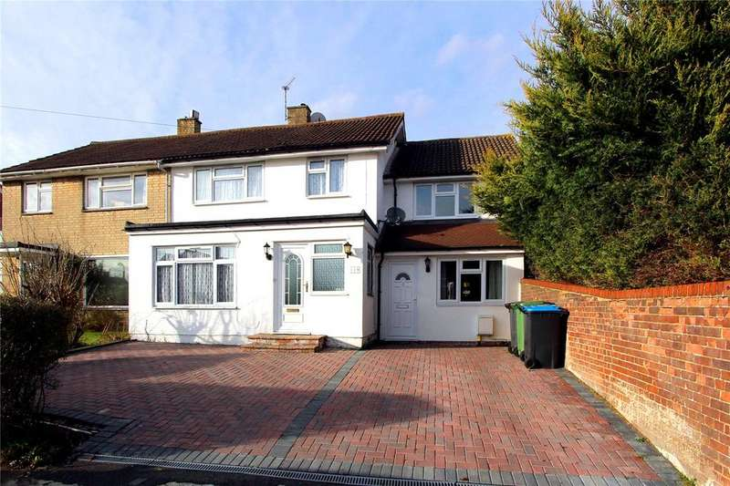 3 Bedrooms House for sale in Great Elms Road, Hemel Hempstead, Herts, HP3