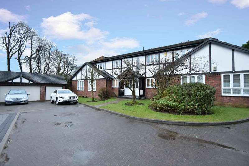 3 Bedrooms Apartment Flat for sale in The Spinney, Whitefield, Manchester, M45