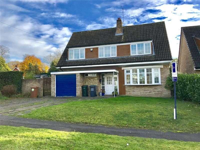 4 Bedrooms House for sale in Fernhills, Hunton Bridge, Hertfordshire, WD4