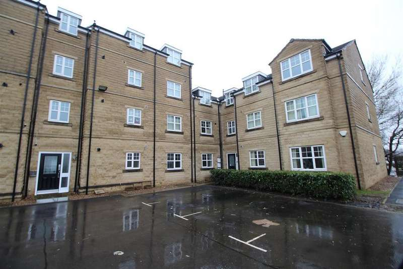 2 Bedrooms Apartment Flat for rent in Woolcombers Way, Bradford
