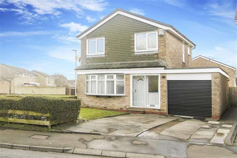 3 Bedrooms Detached House for sale in Denham Drive, Seaton Delaval, Tyne And Wear