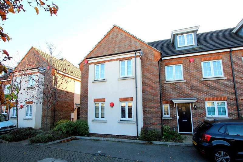 2 Bedrooms House for sale in Christie Court, West Watford, Herts, WD18