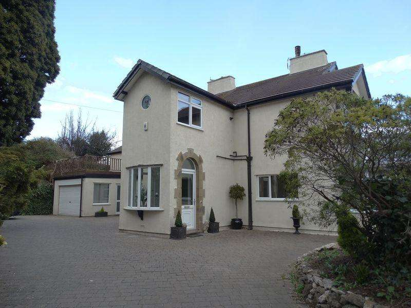 5 Bedrooms Detached House for sale in Llandudno Road, Colwyn Bay