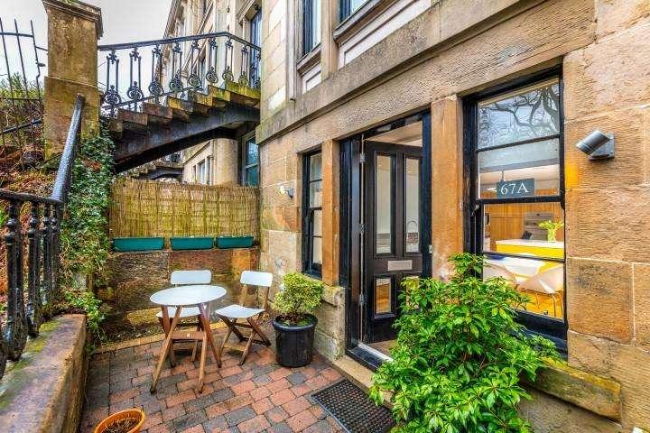 3 Bedrooms Apartment Flat for sale in 67A Hamilton Drive, Botanics, G12 8DP