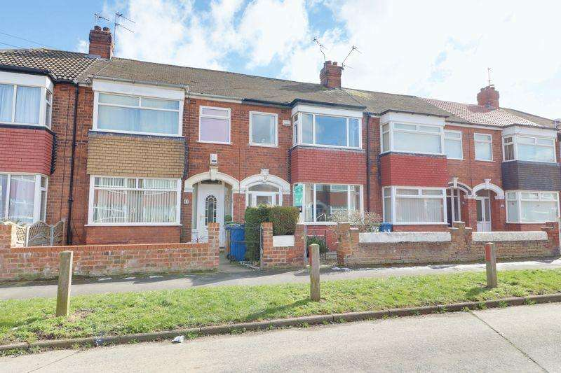 3 Bedrooms Terraced House for sale in Bernadette Avenue, Anlaby Common