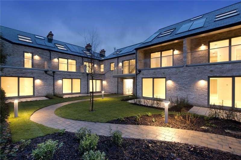 1 Bedroom Flat for sale in Plot 1, Montreal Mews, Mill Road, Cambridge, CB1