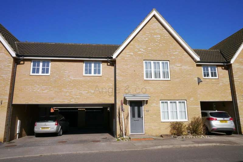 3 Bedrooms Link Detached House for sale in Coplowdale, Carlton Colville, Lowestoft