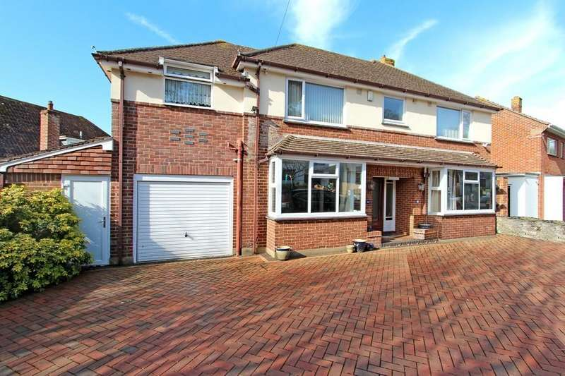 5 Bedrooms Detached House for sale in FRIARS CLIFF