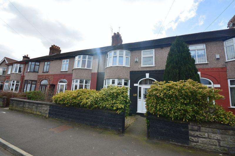 3 Bedrooms Terraced House for sale in Elm Hall Drive, Mossley Hill