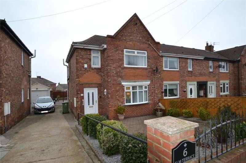 3 Bedrooms Terraced House for sale in Elm Terrace, Horden, Peterlee, Co. Durham, SR8