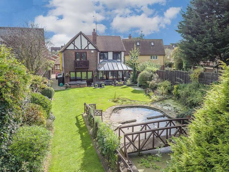5 Bedrooms Detached House for sale in High Street, Meppershall, SG17