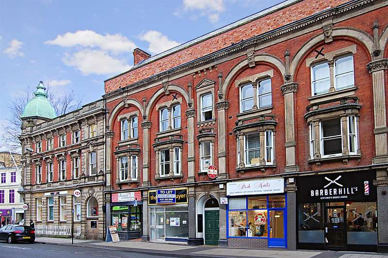 2 Bedrooms Apartment Flat for sale in The Saddlery, 9 Leicester Street, Walsall