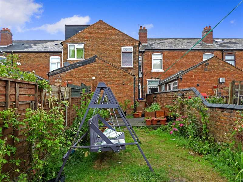3 Bedrooms Terraced House for sale in Bentley Lane, Walsall