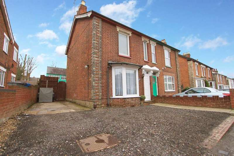 3 Bedrooms Semi Detached House for sale in Warwick Road, Ipswich