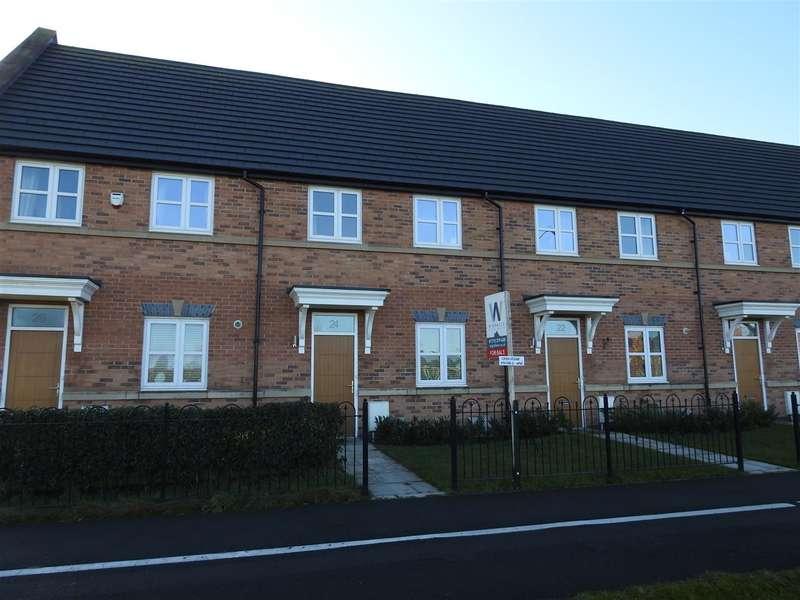 2 Bedrooms Terraced House for sale in Buckshaw Avenue, Buckshaw Village