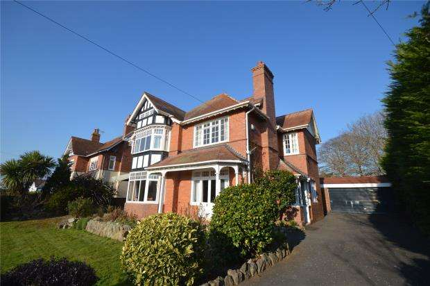 5 Bedrooms Detached House for sale in Avondale Road, Exmouth, Devon