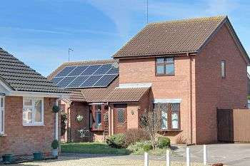 3 Bedrooms Semi Detached House for rent in Uldale Way, Peterborough, PE4 7ZW