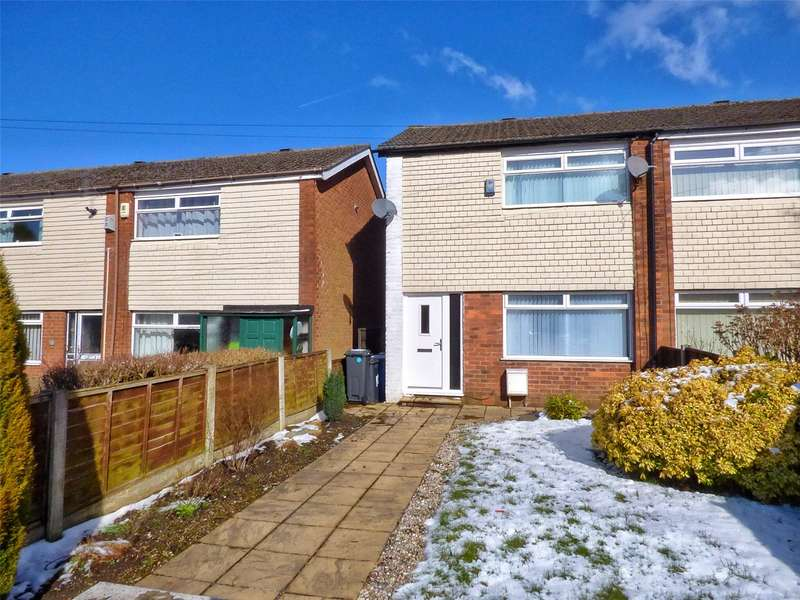 2 Bedrooms Semi Detached House for sale in Jones Street, Royton, Oldham, OL2
