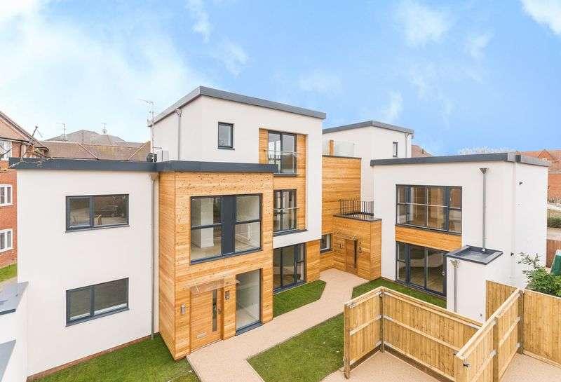2 Bedrooms Property for sale in Vineyard, Abingdon