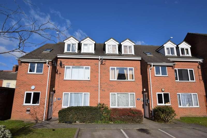 1 Bedroom Flat for sale in Highfield Court, Earl Shilton LE9