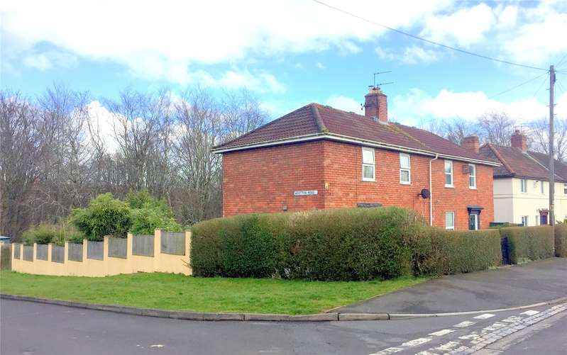3 Bedrooms Semi Detached House for sale in Bangor Grove St Annes Bristol BS4