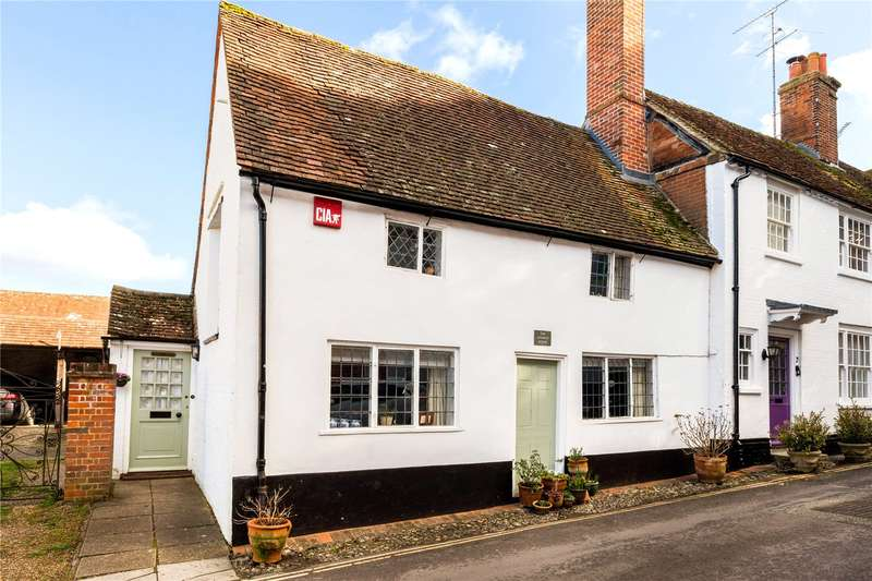 2 Bedrooms Semi Detached House for sale in Church Street, Odiham, Hook, RG29