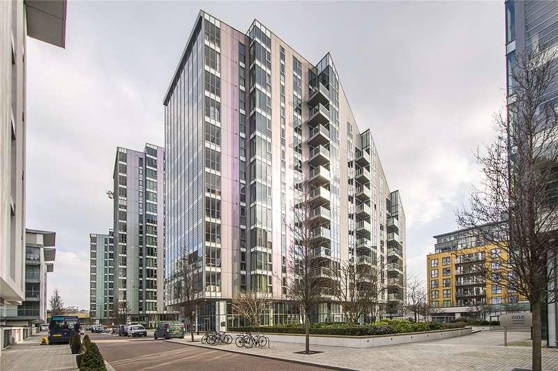 2 Bedrooms Flat for sale in Eastfields Avenue, London, SW18
