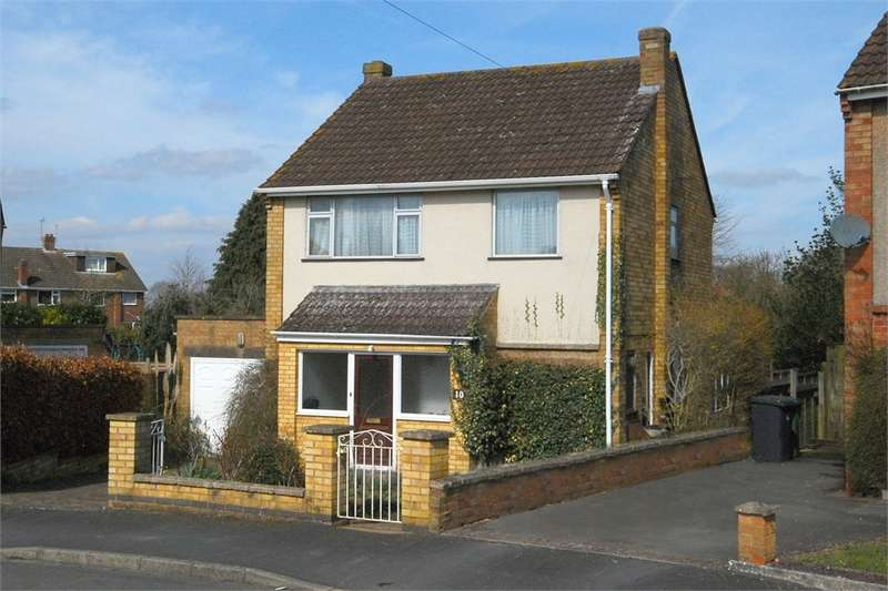 3 Bedrooms Detached House for sale in Boswell Road, Shakespeare Gardens, RUGBY, Warwickshire