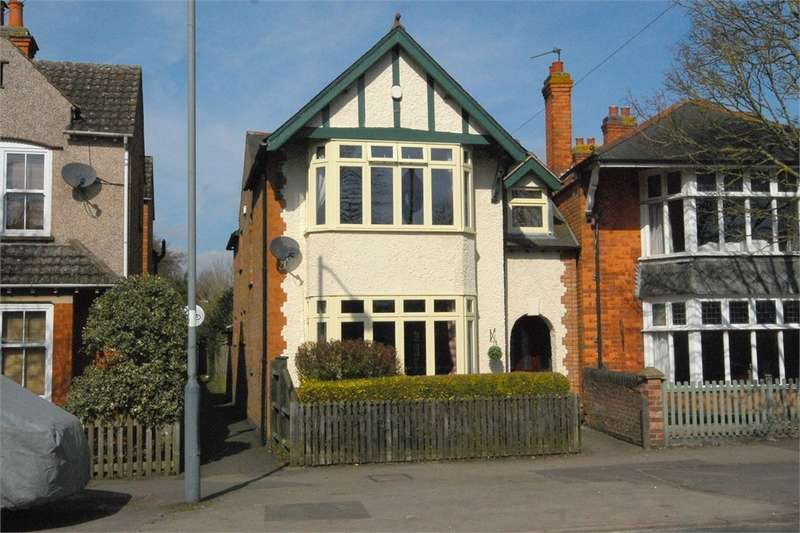 4 Bedrooms Detached House for sale in Ashlawn Road, Hillmorton, RUGBY, Warwickshire