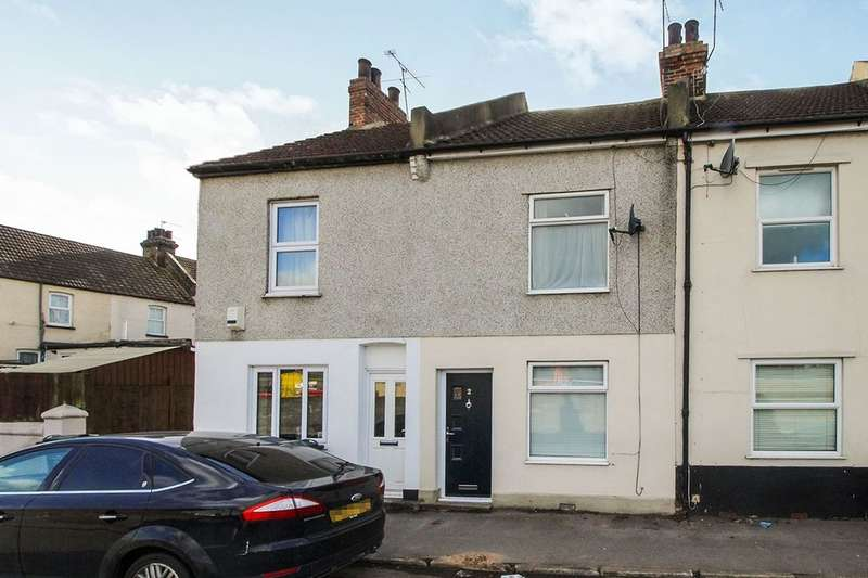 3 Bedrooms Property for sale in King Edward Road, Greenhithe, DA9