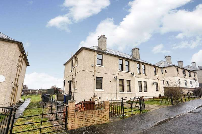 2 Bedrooms Flat for sale in The Crescent, Gowkshill, Gorebridge, EH23