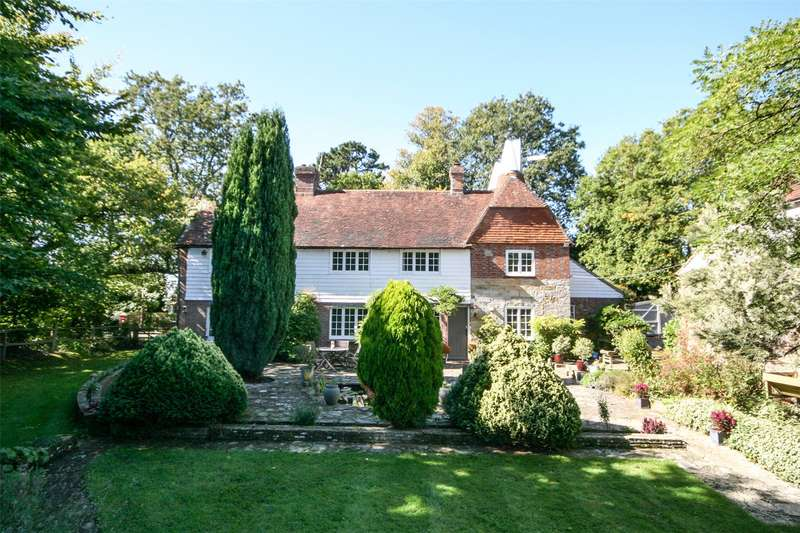 4 Bedrooms Detached House for sale in Newick Lane, Heathfield