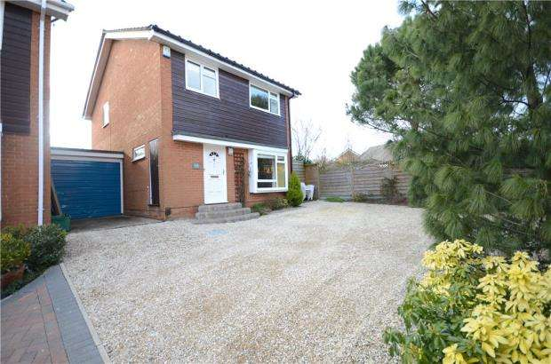 4 Bedrooms Link Detached House for sale in Emmets Park, Binfield