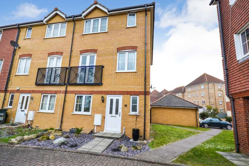 4 Bedrooms House for sale in Macquarie Quay, Sovereign Harbour North, Eastbourne, BN23