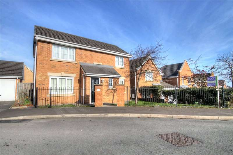 3 Bedrooms Detached House for sale in Beechwood Close, Sacriston, Durham, DH7