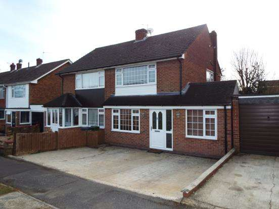 4 Bedrooms Semi Detached House for sale in Tadley, Hampshire, England