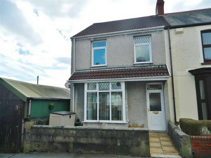 3 Bedrooms Semi Detached House for sale in St. Johns Road, Manselton
