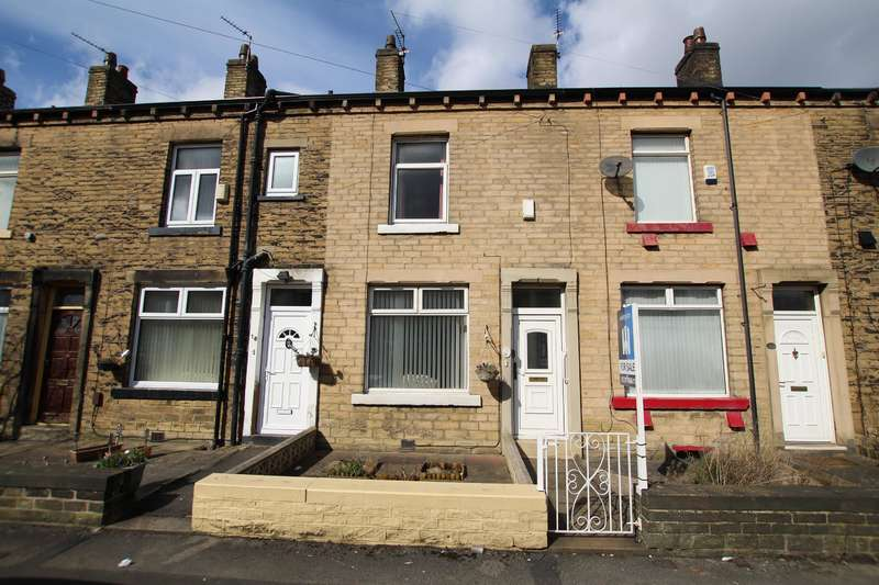 2 Bedrooms Terraced House for sale in Melford Street, Bradford, BD4 9NB