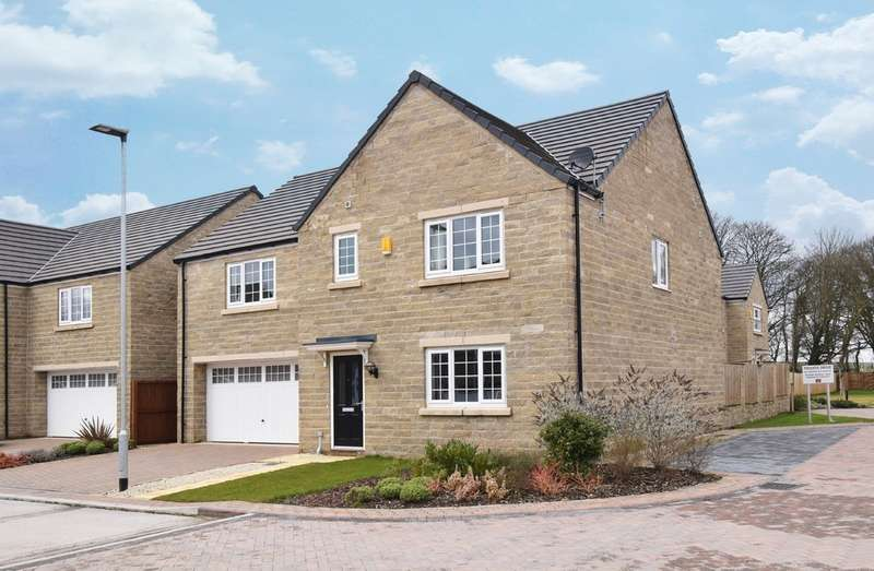 5 Bedrooms Detached House for sale in Patch Wood View, Newmillerdam, Wakefield