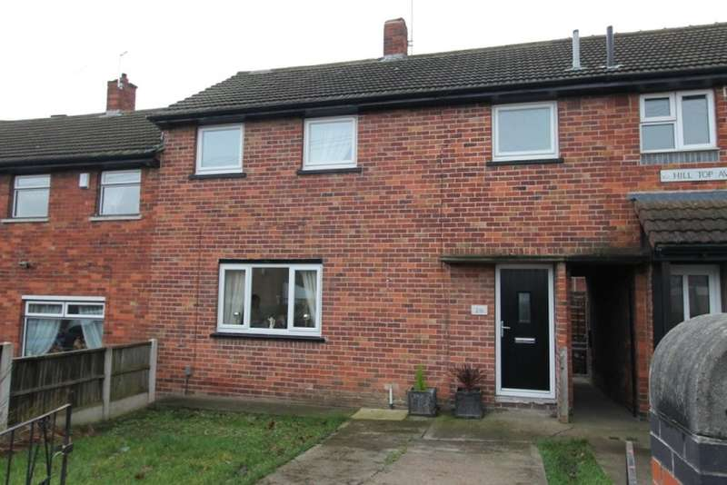 3 Bedrooms Town House for rent in Hill Top Avenue, Athersley, Barnsley