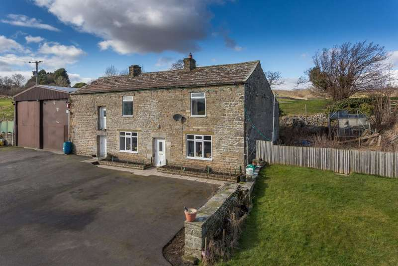 3 Bedrooms Farm House Character Property for sale in Nelholme, West Burton, Leyburn, DL8 4UN