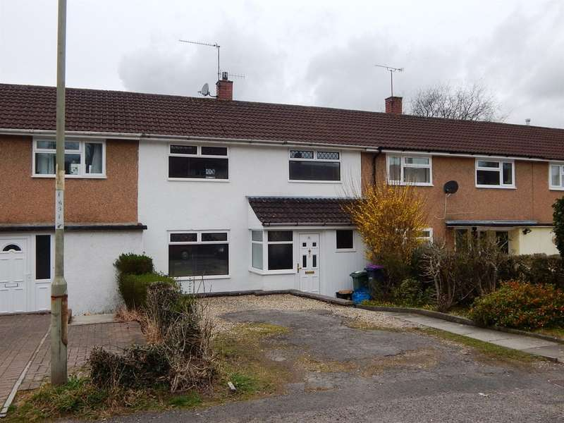 2 Bedrooms Terraced House for sale in Field View Road, Croesyceiliog, Cwmbran