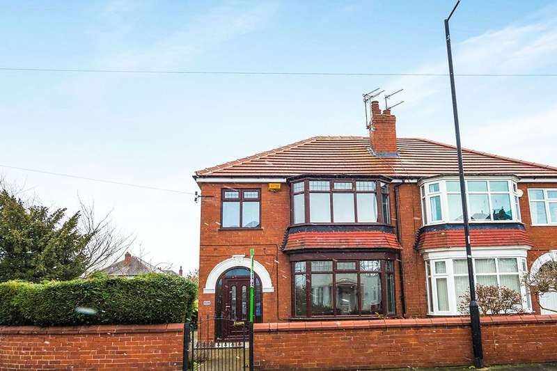 3 Bedrooms Semi Detached House for sale in Alderson Drive, Bennetthorpe, DN2