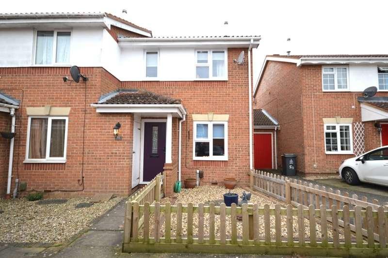 3 Bedrooms Semi Detached House for sale in Trajan Gate, Stevenage, SG2