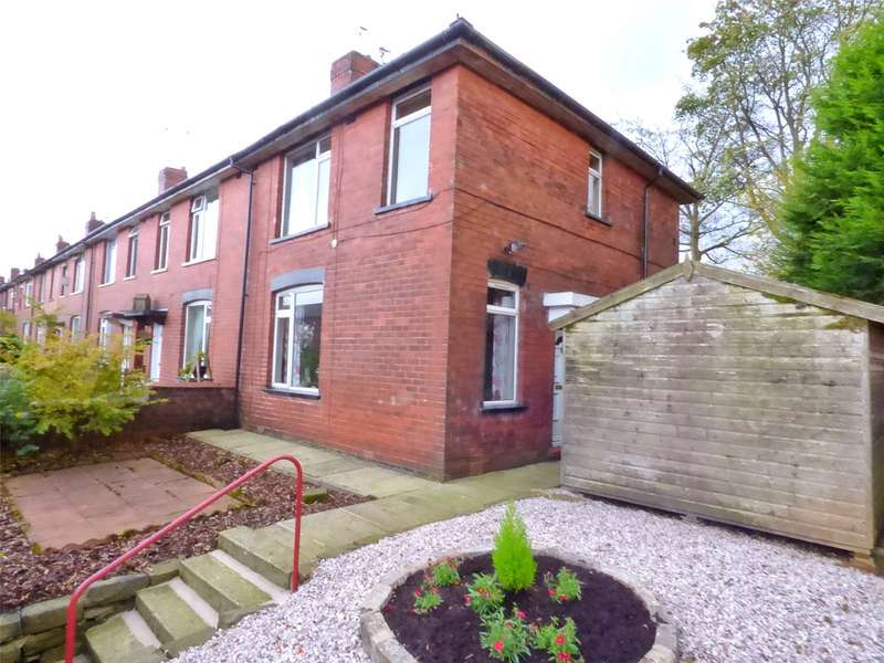 3 Bedrooms End Of Terrace House for sale in Sumner Street, Shaw, Oldham, Greater Manchester, OL2