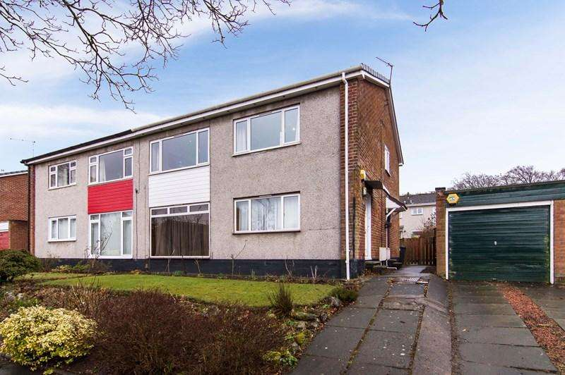 2 Bedrooms Property for sale in 4 Highlea Circle, Balerno, City of Edinburgh, EH14 7HG