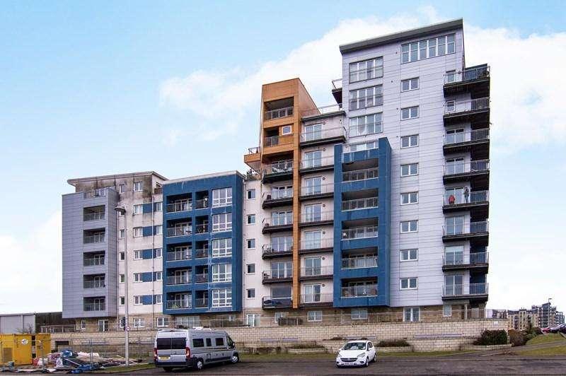 2 Bedrooms Property for sale in 2/5 Hesperus Crossway, Edinburgh, City Of Edinburgh, EH5 1GH
