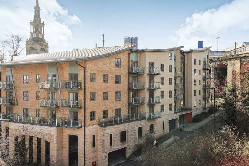 2 Bedrooms Apartment Flat for sale in Manor Chare, Newcastle upon Tyne, Tyne and Wear, NE1 2EQ