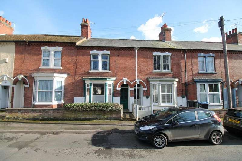 3 Bedrooms Terraced House for sale in Harcourt Street, Market Harborough