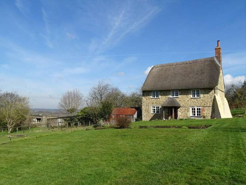 3 Bedrooms Detached House for sale in Wick Hill, Bremhill, Calne, Wiltshire